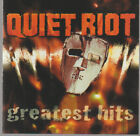 The Greatest Hits by Quiet Riot (CD, Feb-1996, Epic/Pasha)