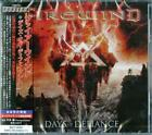FIREWIND-DAYS OF DEFIANCE-JAPAN CD BONUS TRACK F75