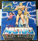 1984 Topps Masters of the Universe Trading Cards 17