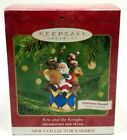 Hallmark Ornament Kris And The Kringles 1st In Series 2001 New Old Stock