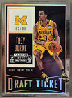 Trey Burke Rookie Cards Checklist and Guide 38