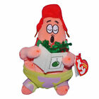 Ty Beanie Baby Silent night patrick star - MWMT (SpongeBob Childrens TV Show)