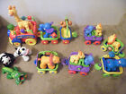 Fisher Price AMAZING ANIMALS SING & GO CHOO CHOO TRAIN/Musical/EXTRA CARS & MORE