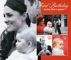 Prince George of Cambridge Gets a Rookie Card 10