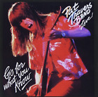 Pat Travers-Live! Go for What You Know (UK IMPORT) CD NEW
