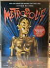 Metropolis Fritz Lang Classic Movie Poster 1984 Re release 1 Sheet
