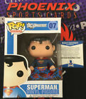 Brandon Routh Superman Signed Autographed Funko Pop #07 DC Universe Beckett