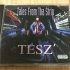 G-RAP TESZ' TALES FROM THA STRIP Limited Good condition Genuine Japan Best p