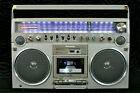 Panasonic RX-5500 AM-FM Stereo Cassette Vintage Boombox (REFURBISHED)**Video***