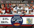 2011 Panini Playoff Contenders Football Factory Sealed Hobby Box