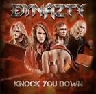 DYNAZTY - KNOCK YOU DOWN - NEW CD (May-2011) Sealed Eclipse Steel Panther