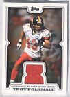 10 Football Cards to Celebrate the Career of Troy Polamalu 12
