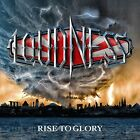 LOUDNESS RISE TO GLORY 8118 2018 27th Album CD w/DVD L/E New w/Tracking No.