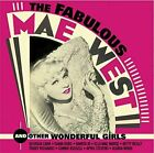 Mae West - The Fabulous Mae West... And Other Wonderful Girls CD