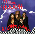 WILKES BOOTH Blows U Away CD 9 tracks FACTORY SEALED NEW 1996 Snow Rock USA