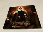 Christopher Lee Charlemagne Cd By The Sword And Thr Cross rare oop Authentic