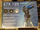 Meade EXT125 Observer Maksutov Cassegrain Telescope Outfit ME 205005