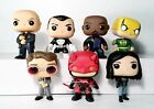Funko Pop Marvel Daredevil Netflix Lot of 6 Vinyl Figures Exclusive