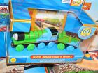 ABSOLUTELY MINT! RARE 2005 THOMAS WOODEN RAILWAY 60TH ANNIVERSARY HENRY LC99022