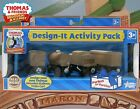 THOMAS & FRIENDS WOODEN RAILWAY 200 ~ DESIGN-IT ACTIVITY PACK ~ FUN FUN FUN