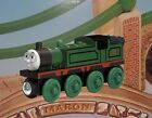 THOMAS & FRIENDS WOODEN RAILWAY ~ 2013  WHIFF ~ THE ENGINE WITH GLASSES!
