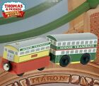 THOMAS & FRIENDS WOODEN RAILWAY ~ FLORA 2008 ~ ABSOLUTELY MINT WITH CARD RARE