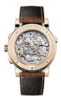 A LANGE UND SÖHNE 404032 DOUBLE SPLIT FLYBACK UHR WATCH ROTGOLD ROSE GOLD KOMP