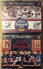 2010 & 2011 PANINI CONTENDERS FOOTBALL HOBBY BOX LOT (2) LOADED SHIPS FAST