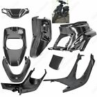 Set Fairings 8PZ Yamaha Bws Original 50 91 > 03 MBK Booster Spirit Black Neutral