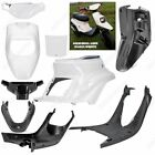 Set Fairing Original Line MBK Booster Spirit 50 2T 91>03 White -black 8PZ