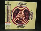ANTHRAX State Of Euphoria + 6 JAPAN SHM 2CD (DELUXE EDITION) S.O.D. Motor Sister