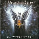 Morgana Lefay - Knowing Just As I ( AUDIO CD in JEWEL CASE )