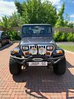 LARGER PHOTOS: Jeep Wrangler YJ 1995 - lift kit - private plate