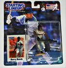 barry bonds 2000 starting lineup action figure san francisco giants w/card
