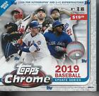 2019 Topps Chrome Update Mega Factory Sealed Box Target Exclusive