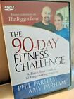 DVD The 90 Day Fitness Challenge The Biggest Loser Weight Loss Phil Amy Parham