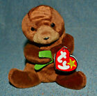TY Beanie Baby Seaweed the Sea Otter DOB March 19, 1996