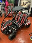 BRAND NEW QUADZILLA JUNIOR WOLF XL 200cc OFF ROAD KIDS BUGGY ATV