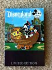2019 DLR Annual Passholder Exclusive Bi-Monthly Train Donald Duck LE Disney Pin