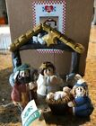 Midwest of Cannon Falls Eddie Walker Small Nativity Set 4Pc Figures