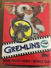 1984 Topps Gremlins Box Unopened Wax Box 36 Packs - CLEAN