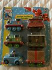 Thomas & Friends Sodor Holiday Parade Take Along Trains New Set of 6 Die Cast