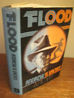 Flood Andrew Vachss Burke Mystery Crime Thriller 1st Edition First Printing