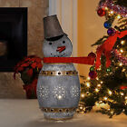 36 Outdoor Christmas Frosty Yard Lawn Porch Holiday Decor Led Porch Decoration
