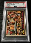 1964 Mars Attacks UK #8 PSA 3 Terror In Times Square England A&BC 1962 Topps abc