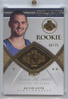 KEVIN LOVE 2008 09 UPPER DECK EXQUISITE ROOKIE RC GOLD 08 25