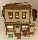 Lemax Village Dickensvale 1991 POST OFFICE/BARBER SHOP (15005) RARE RETIRED