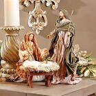 RAZ Holy Family Christmas Nativity Set 135  3 piece set CLEARANCE DAMAGED