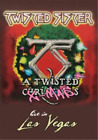 Twisted Sister: A Twisted Xmas - Live in Las Vegas (UK IMPORT) DVD NEW