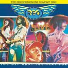 REO SPEEDWAGON-LIVE: YOU GET WHAT YOU PLAY FOR (UK IMPORT) CD NEW